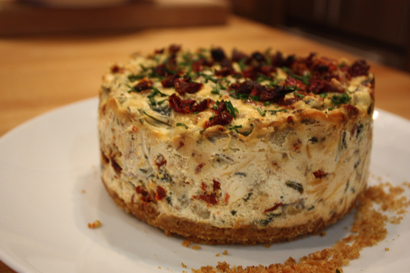 Savory Cheesecakes with Showalter Classic Cheesecakes featured image