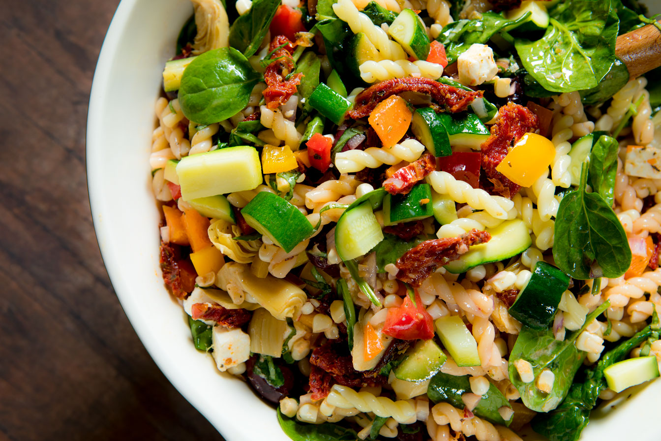 June Honorable Mention Recipe - Freshest Pasta Salad featured image