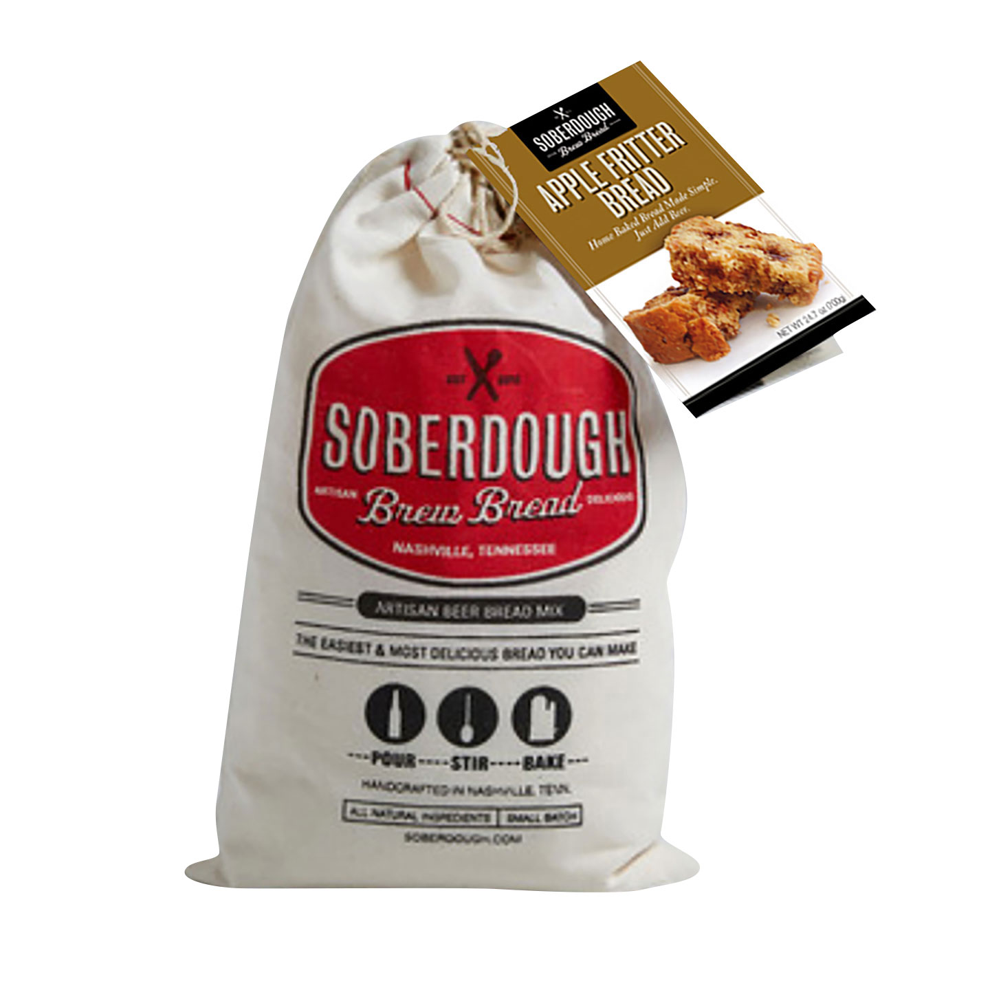 Apple Fritter Soberdough product image