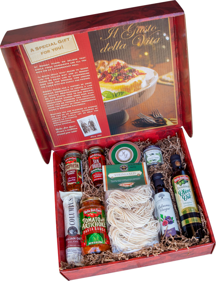 Deluxe Italian Mooney Family Story Box product image