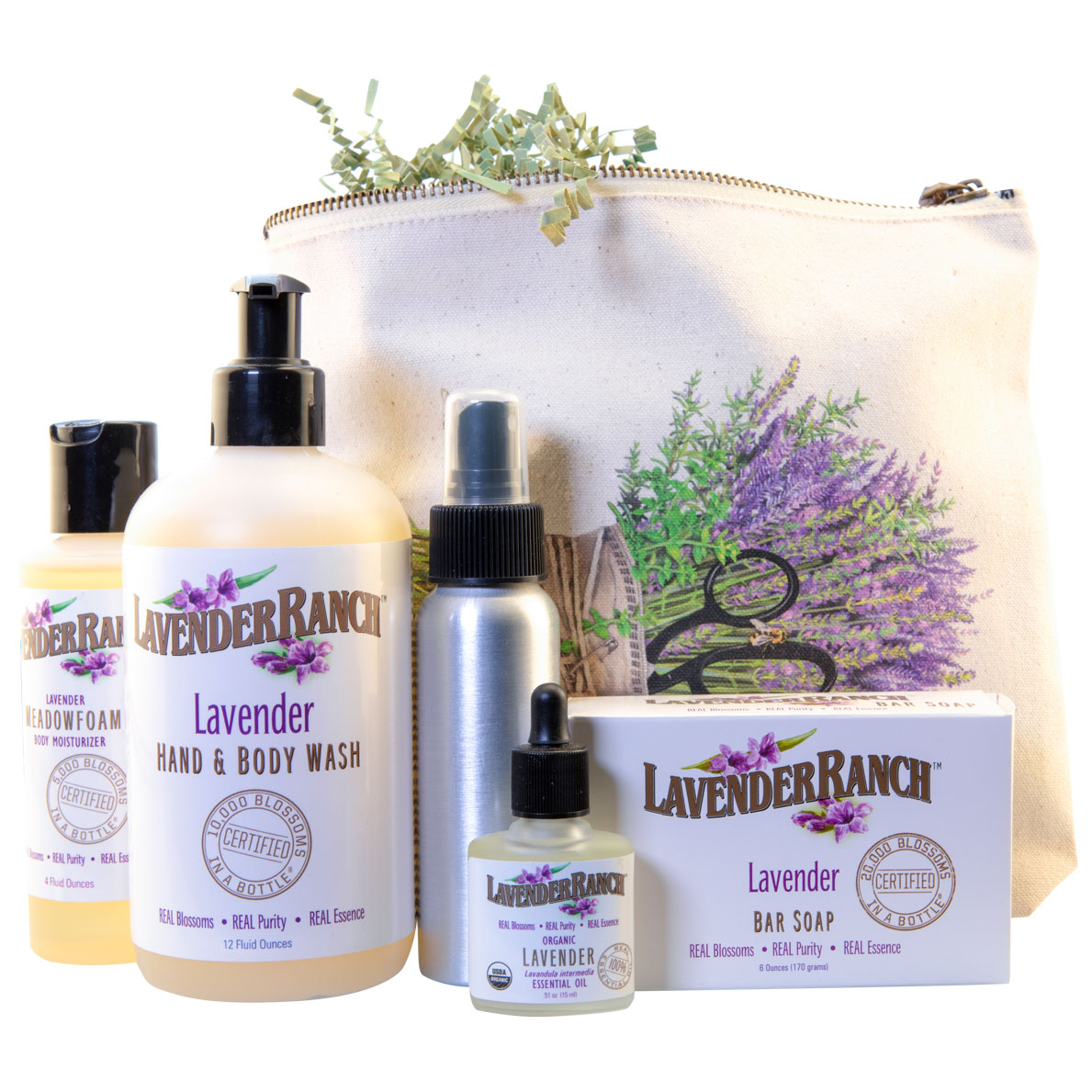 Lavender Ranch Gift Set product image