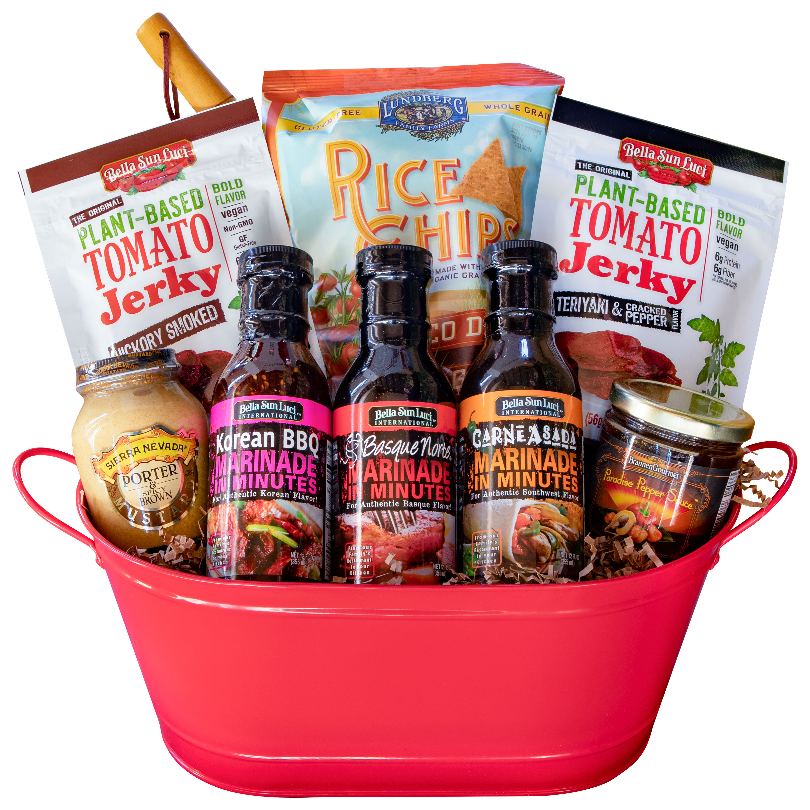 Meat Lovers Gift Basket product image