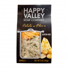 Happy Valley Potato and Cheese Soup Mix