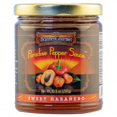 Brannen Gourmet Sweet Habanero Paradise Pepper Sauce