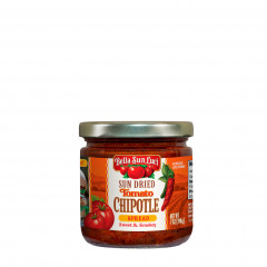 Sun Dried Tomato Chipotle Topper Sauce 7 oz
