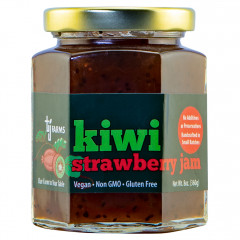 TJ Farms Kiwi Strawberry Jam
