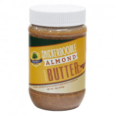Snickerdoodle Almond Butter
