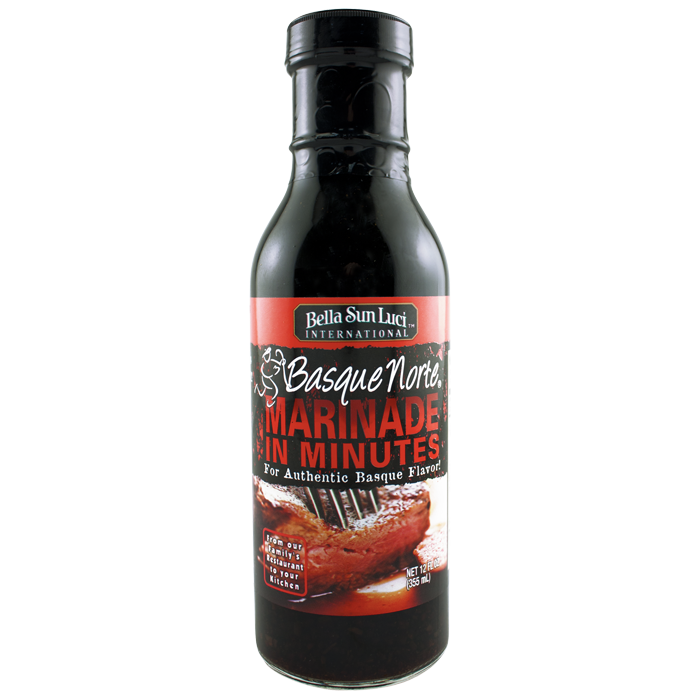 Basque Norte Meat Marinade 12 oz product image