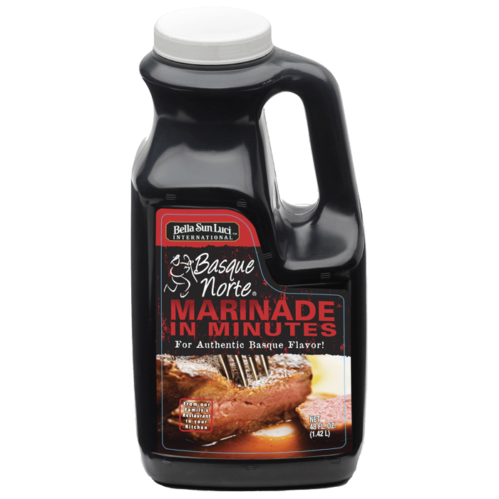 Basque Norte Label Meat Marinade Retail Pack 48 oz product image