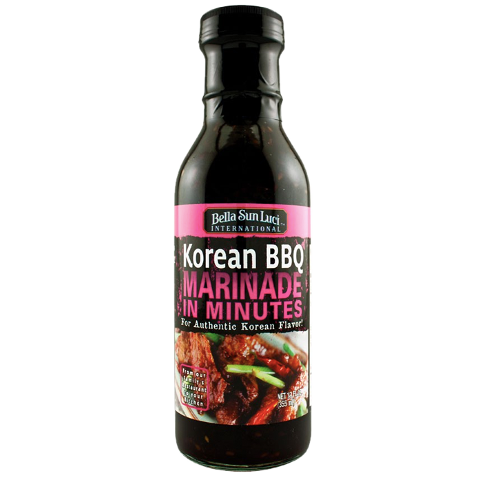 Korean BBQ Meat Marinade 12 oz product image