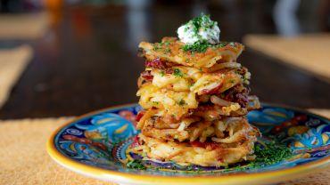 Italian Potato Pancakes