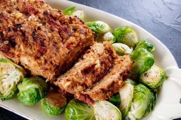 Sun Dried Tomato Turkey Meatloaf