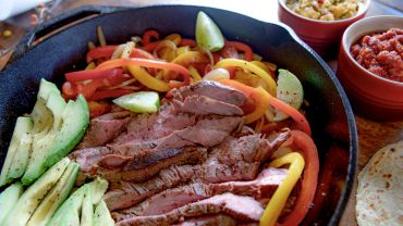 Sun Dried Tomato Chipotle Fajitas