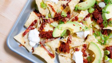Sun Dried Tomato Zesty Pepper Nachos